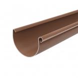 PVC Žlab podokapní 125 - 4m