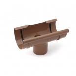 PVC Žlabový kotlík 125/90